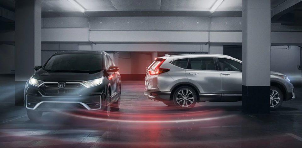 2020 Honda CR-V exterior